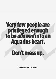 aquarius quotes - Google zoeken                                                                                                                                                      More