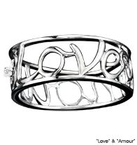 AVON - Sterling Silver Diamond Accent Love RingSave $15 On sale now only $24.99!! www.youravon.com/jphendrix1983