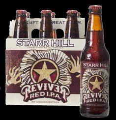 mybeerbuzz.com - Bringing Good Beers & Good People Together...: Starr Hill Releases New Spring Seasonal: Reviver R...