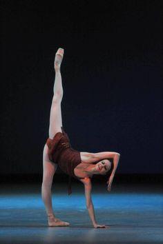 Nina Kaptsova in Spartacus   Dance. Passion. Life.