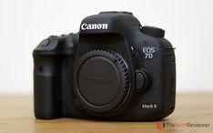 Canon 7D Mark II Review - A 2nd Generation Pro APS-C DSLR