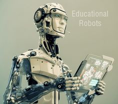 Are robots the future of educational institutions? Visit site to find out!