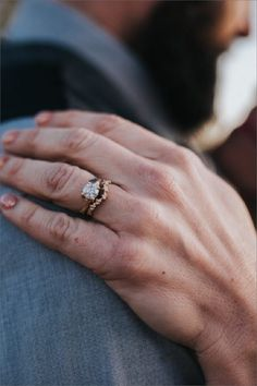 In the latest installment of The Chupi Wedding Series, we speak to Kelly & Tom about the beginning of their journey in an Irish Pub in Denver to their gorgeous wedding in their backyard. Wedding Engagement, Wedding Bands, Wedding Day, Diamond Are A Girls Best Friend, Denver, Irish, Toms, Diamonds, Journey