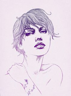 Purple by Diego Fernandez