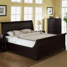I pinned this Lancaster Bed from the Abbyson Living event at Joss and Main!