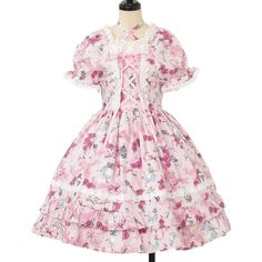 ♡ BABY THE STARS SHINE BRIGHT ♡ Alice and seven of the key Dress http://www.wunderwelt.jp/products/detail12051.html ☆ ·.. · ° ☆ How to order ☆ ·.. · ° ☆ http://www.wunderwelt.jp/user_data/shoppingguide-eng ☆ ·.. · ☆ Japanese Vintage Lolita clothing shop Wunderwelt ☆ ·.. · ☆