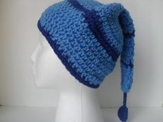Light Blue Stocking Hat | Surprise Designs