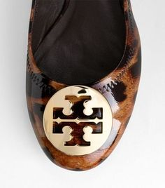 Two of my favorite things: Tory Burch & Leopard
