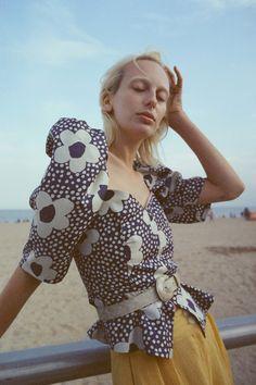 Maryam Nassir Zadeh Resort 2019 Collection - Vogue