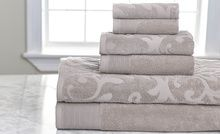 Lavish Home 7-Piece Embroidered Comforter Set Deal of the Day | Groupon