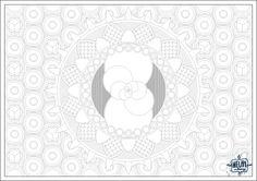Fibonacci Spiral, Christmas Calendar, 12 Image, Spirals, Emoticon, Colouring, Middle, Link, Google