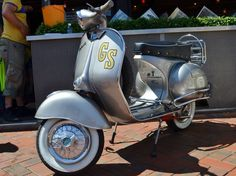 I love my GS. 1958 Vespa GS 150 VS5 Vespa Ape, Piaggio Vespa, Vespa Lambretta, Vespa Motor Scooters, Scooter Bike, Electric Bike Motor, Italian Scooter, Vintage Vespa, Cars And Motorcycles