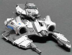 eldar / space marine orc tank