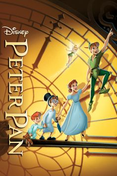 click image to watch Peter Pan (1953)