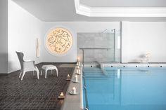 Дым без огня: как организовать частную вечеринку у термального бассейна в отеле GB Thermae Hotels