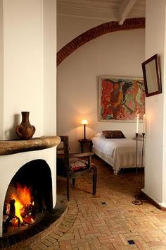 Southwestern Style Bedrooms