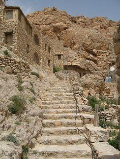 Mar Musa, Syria