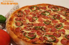 8 Recetas de pizzas caseras.