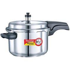 Buy #Prestige Pressure Cooker Deluxe Alpha 4 Ltr Online in Kerala, Kochi, India. #luluwebstore.in