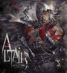 AC - Altair by offrecord.deviantart.com on @DeviantArt