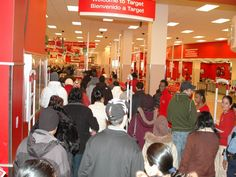 Where is the Spirit of Christmas in the Greed of Black Friday?
