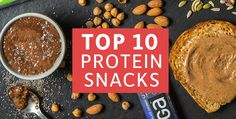 If you're looking for a protein snack to take with you on-the-go post-workout,reach for one of these delicious, plant-based options