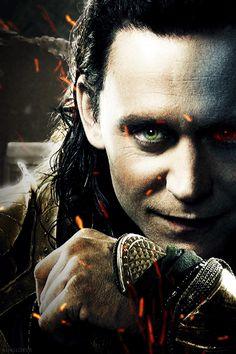 #despertar Todo o vilão é um herói na sua própria mente. ~ Tom Hiddleston