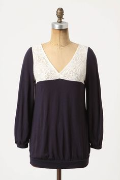 anthropologie loulou top