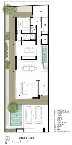 Architecture Design Plans narrow two story house plans - google search | dream house