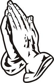 praying hands clipart free pinterest praying hands clipart rh pinterest com praying hands clipart clip art praying hands black and white