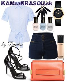 #kamzakrasou #sexi #love #jeans #clothes #coat #shoes #fashion #style #outfit #heels #bags #treasure #blouses #dress  Kraťase s vyvýšeným pásom - KAMzaKRÁSOU.sk