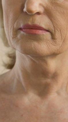 Diy Beauty Face, Beauty Skin, Beauty Makeup, Creepy Skin, Makeup Tips For Older Women, Good Skin Tips, Face Wrinkles, Sagging Skin