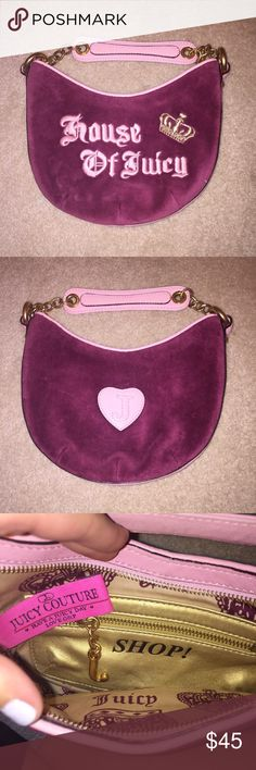 Juicy Couture purse Juicy Couture purse in excellent condition Juicy Couture Bags