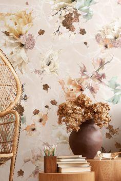 Bohemian Wallpaper, Rustic Wallpaper, Interior Wallpaper, Wallpaper Earth, Wallpaper Backgrounds, Iphone Wallpaper, Natural Wood Furniture, Rustic Colors, Butterfly Wallpaper