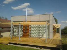 Dobrý dom s.- drevostavby systémom two by four Ladder, Catalog, Stairway, Brochures, Ladders