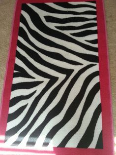 Zebra accent rug 5.99 @ dds discounts.  What a great find