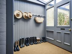 shaker pets - mud room - photo matt lincoln