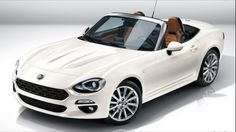 Fiat 124 Spider --- will be here summer of 2016!!!Now that's a remake I would love to drive!!!!