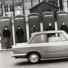 Philip Townsend, The Rolling Stones, 1963, Photograph