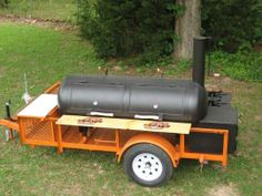 Cowboy cooker BBQ Pits, Custom Smokers, & Barbecue Trailers