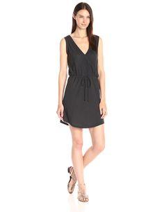 Alternative Women's Eco Jersey Waist Tie Mini Dress