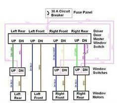 2002 sebring power window switch wiring diagram 5 pin power window switch wiring diagram – wallmural.co ...