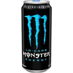 Monster Energy Drink, Lo-Carb, 16-Ounce Cans « Blast Grocery