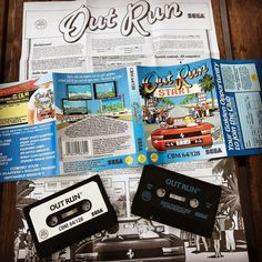#OutRun #Sega #Commodore64 #C64 #Datasette #Arcade #Tape #CIB #Retro #RetroGamer #RetroGamer #CIBSunday #nescommando #retromaniac #Nostalgie #Nostalgia #Dortmund