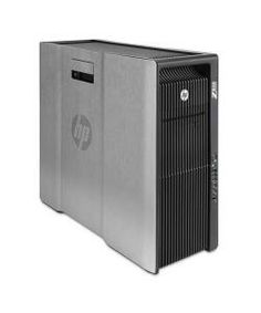 """HP Z820 Workstation (WM516EA): Intel® Xeon® E5-2643 (3.3 GHz, 10 MB cache, 4 cores), 32 GB 1600 MHz DDR3 ECC Registered RAM, Intel C602, 16 DIMM slots, 8-channel ECC DDR3 1600 MHz, 4 channels per CPU, 1TB 7200 rpm SATA NCQ, DVD-ROM, DVD+/-RW Super-Multi and Slot-Load, Integrated High Definition Realtek ALC262, Windows 7 Professional 64.  This product is """" Brand New Sealed """"."""