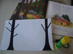 I saw a great idea on the Seedling Facebook page a couple of weeks ago- making a shadow puppet theatre. They were running some workshops ...