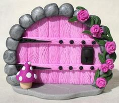 Fairy Door Creating a portal between our world and by WINIBI, £15.00