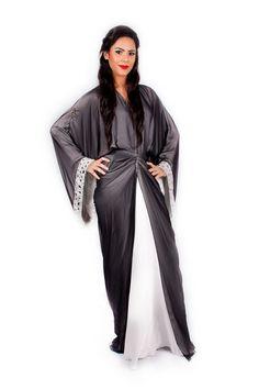 Designer Abaya at www.hautearabia.com Buy now! :)