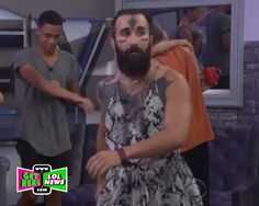 """""""Big Brother 19"""" News: #BB19 Paul Abrahamian...Mom to the rescue!"""
