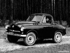 ГАЗ М-73 Опытный (1955)